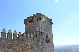Castillo de Almodvar del Ro  Wikipedia la enciclopedia