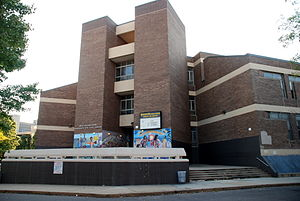 University City High School, 3601 Filbert St