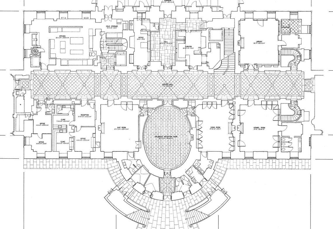 Farmhouse Blueprints
