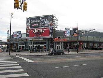 Xfinity Live Philadelphia  Wikipedia