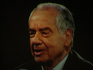 Live video feed of Zig Ziglar speaking at the ...
