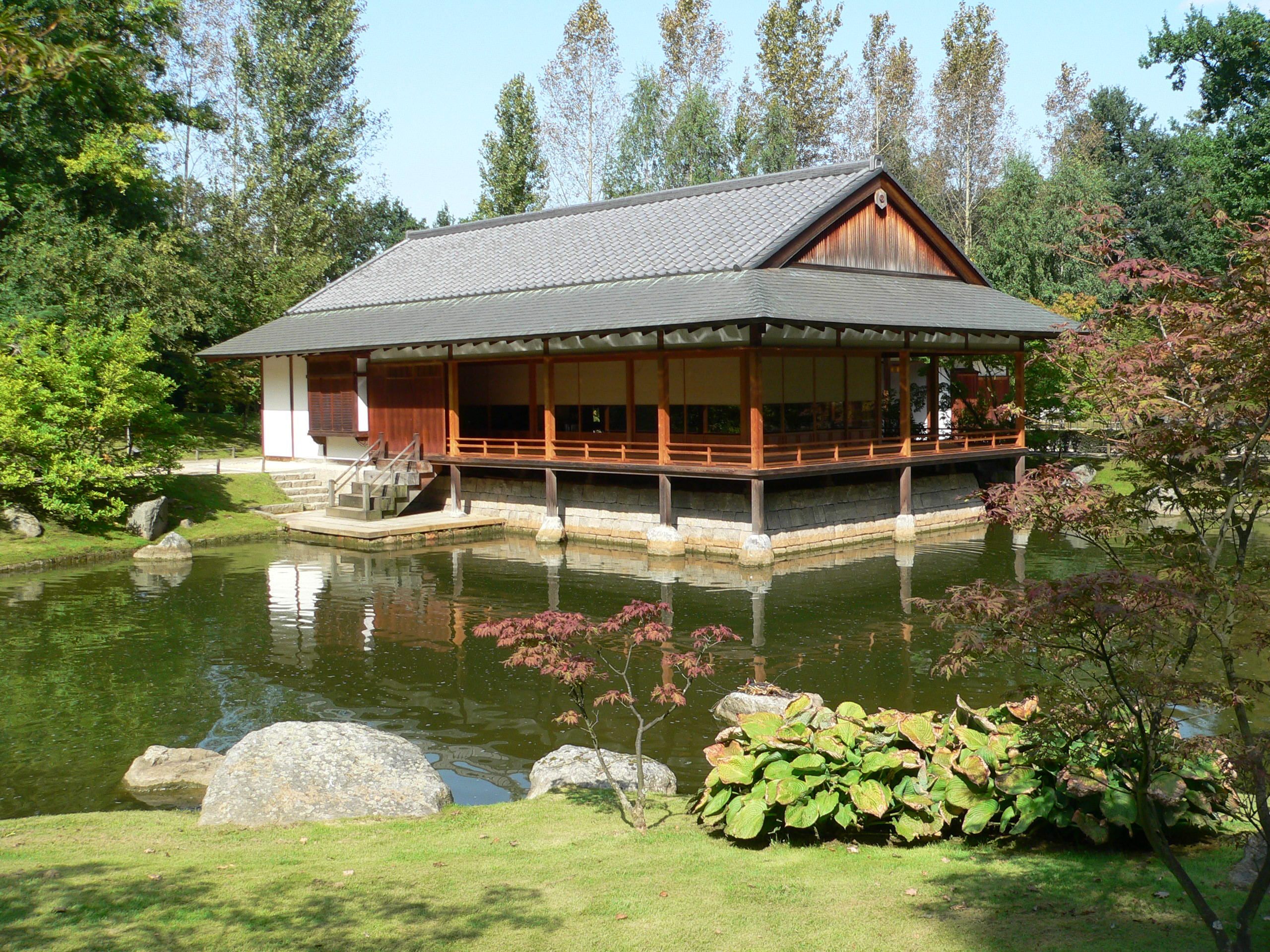 Datei Hasselt Japanischer Garten Teehaus 20060906 JPG – Wikipedia
