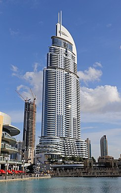 The Address Downtown Dubai Wikipedia