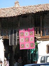 Die alte Karawanserei Milas