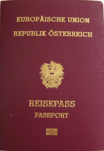 Passeinband