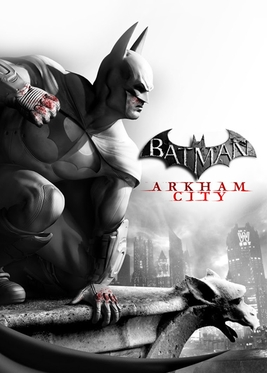 Batman: Arkham City video game cover