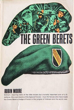 Cover for the 2007 reprint of The Green Berets