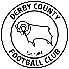 Badge of Derby County F.C.
