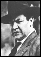 Big Bill Haywood, the powerful Secretary Treas...