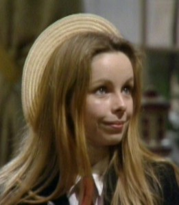 Lalla Ward as Romana II, from the Doctor Who s...
