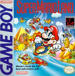 Copertina di Super Mario Land