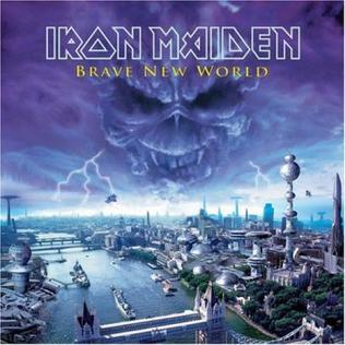 Brave New World - Iron Maiden