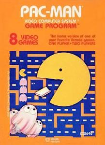 Pac-Man (Atari 2600)