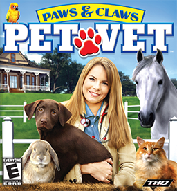 Paws and Claws Pet Vet  Wikipedia