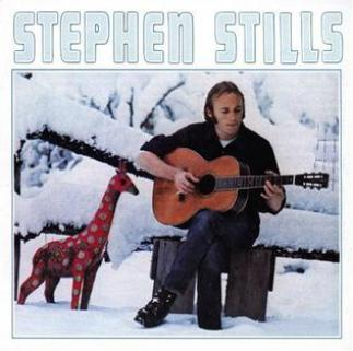 Stephen Stills' solo debut