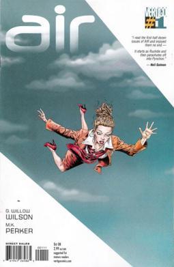 Air comics  Wikipedia