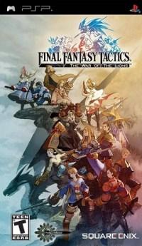 PSP Cover