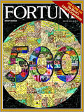 The July 24, 2006 issue of Fortune, featuring ...