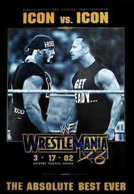 WrestleMania X8 Wikipedia