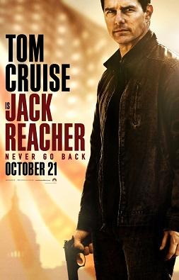 Jack Reacher Film Complet En Francais 2012 : reacher, complet, francais, Reacher:, Never, Wikipedia