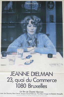 Jeanne Dielman 23 quai du Commerce 1080 Bruxelles  Wikipedia