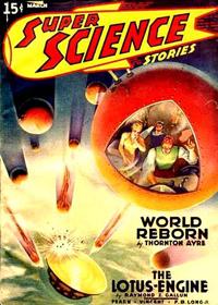 Super Science Stories  Wikipedia