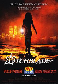 Witchblade (2000 film) - Wikipedia