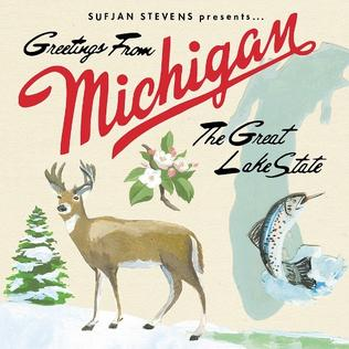 Artwork for Michigan by Sufjan Stevens