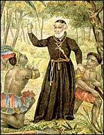 P. António Vieira, preaching