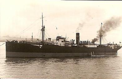 SS Clan Alpine 1918  Wikipedia