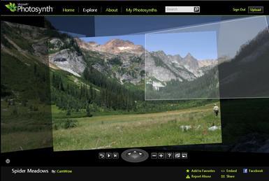Photosynth Wikipedia