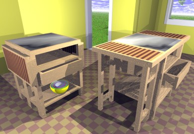 Kitchen Island Tables Kitchen Island Tables