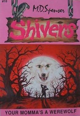 Shivers novel series  Wikipedia
