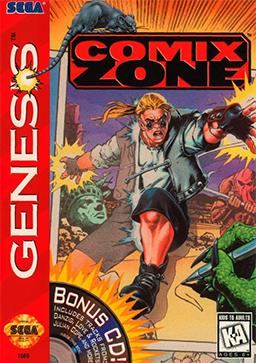 Comix Zone