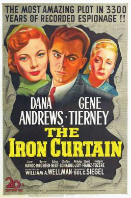 The Iron Curtain Film Wikipedia