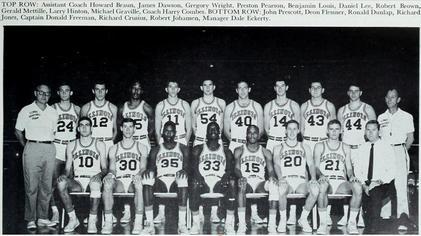 196566 Illinois Fighting Illini Mens Basketball Team