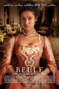 Poster for 2014 historical drama Belle