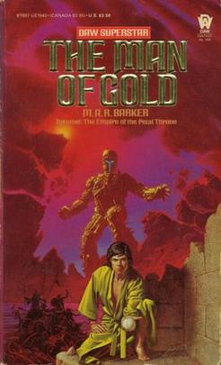 Man Of Gold : (novel), Wikipedia