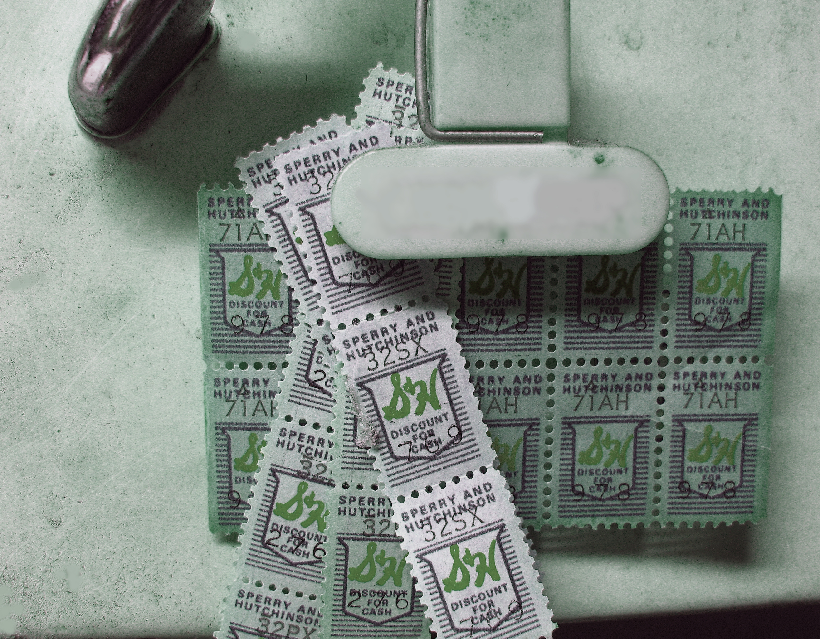 s h green stamps