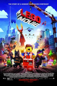 Poster for 2014 animated comedy The Lego Movie