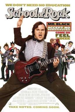 School Of Rock Songs Lyrics Nickelodeon : school, songs, lyrics, nickelodeon, School, Wikipedia