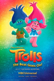 trolls the beat goes