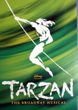 Tarzan (musical)  Wikipedia