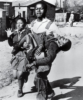 International Day of the African Child, historical event, Soweto uprising
