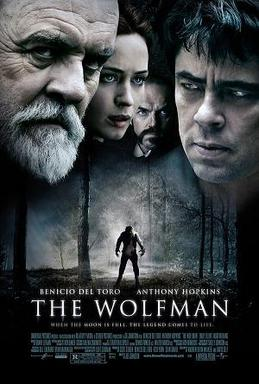 The Wolfman (2010 film)