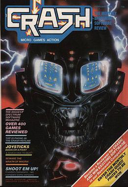 Crash magazine  Wikipedia