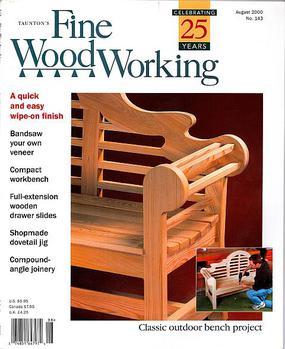 Magazine Fine Woodworking – Woodworker Magazine