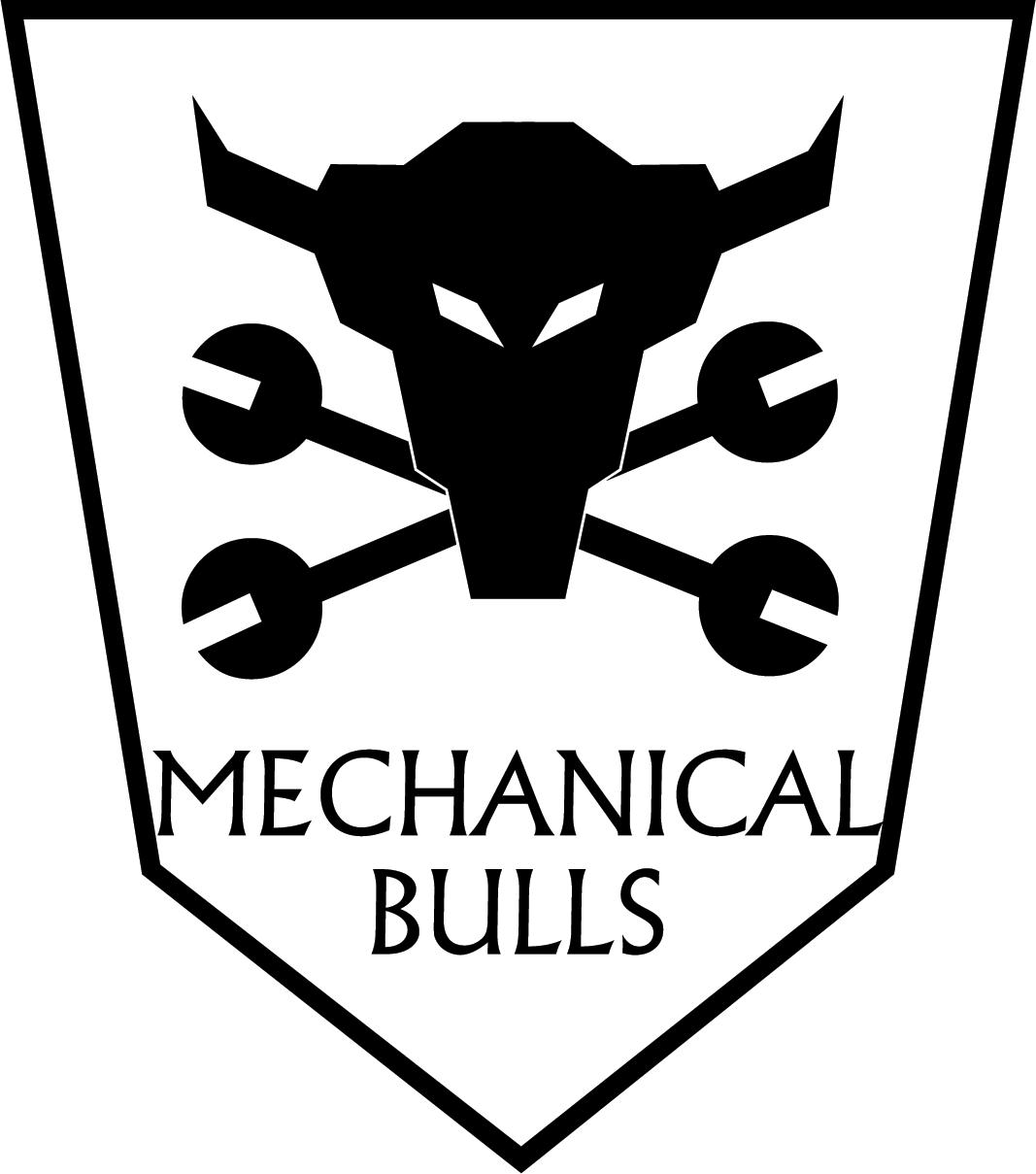 File Mechanical Bulls Crest