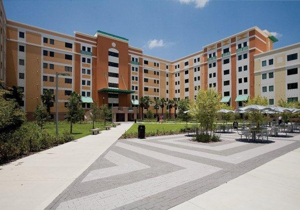 Ucf Campus Housing