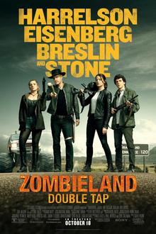 Watch Zombieland: Double Tap (2019) Full Movie Online   M4ufree